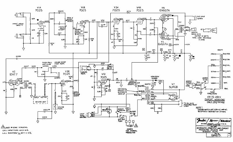 fender fr 1000 reverb amp archives fender bass wiring diagram fender princeton reverb schematic