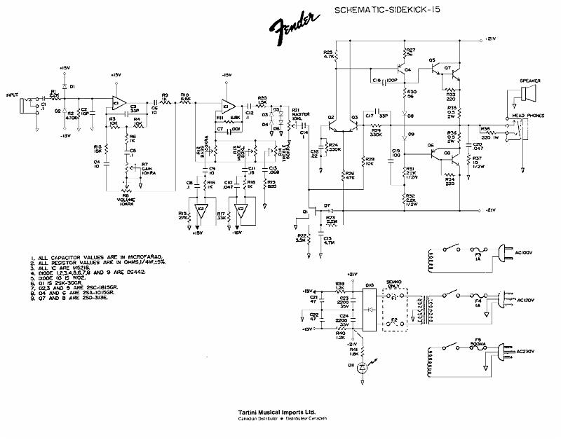 Squier Amp Wiring Diagram - Trusted Wiring Diagram •