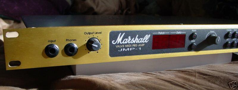 Marshall JMP-1 – Amp Archives