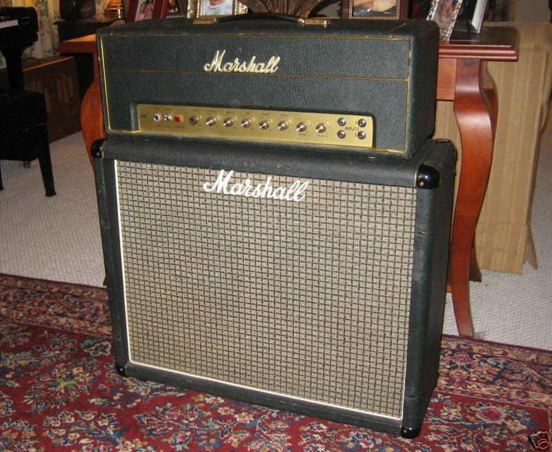Marshall Model #2045 – Amp Archives