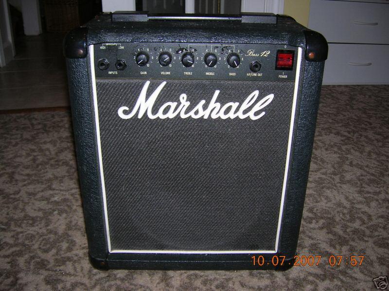 marshall model 5001 bass combo amp archives. Black Bedroom Furniture Sets. Home Design Ideas