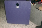 Marshall 4x12 1960 TV Limited PURPLE HAZE - 2