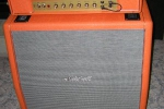 Marshall 1987 Plexi Custom Orange Tolex Stack - 1