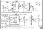 JCM 800 Lead Series 50W & 100W Power Circuit Diagram - Standard & Master Volume