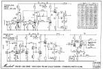 JCM 800 Lead Series 50W & 100W Preamp Circuit Diagram - Standard & Master Volume