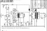 Marshall Standard 50W Valve Power Amplifier Circuit 78331-2