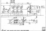 Copy of Marshall JCM 800 Model 2000 250W Lead Amp - Power Circuit Diagram Revision 1