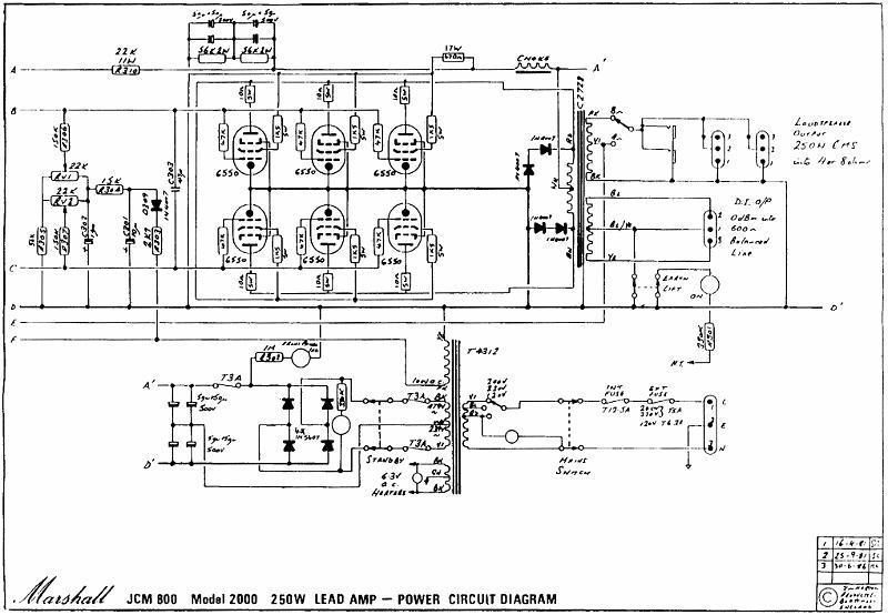 marshall mg cab wiring diagram free download wiring diagrams  marshall model 2000 lead amp archives marshall amp mg series marshall mg cab wiring diagram 46