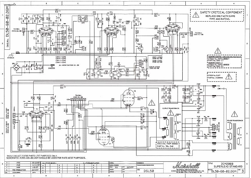dsl100h schematic printable