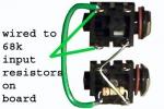 input jack wiring