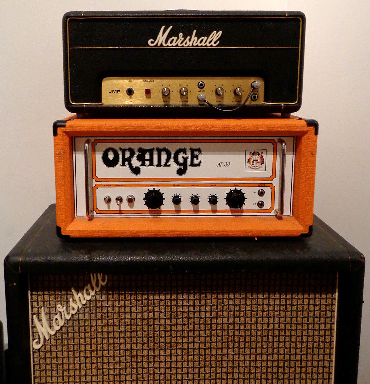 Dating marshall amplifiers