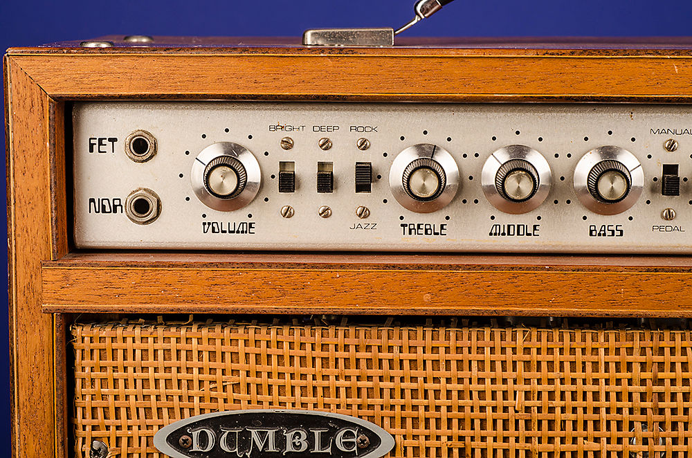 Dumble Overdrive Special, Joe Bonamassa – Amp Archives