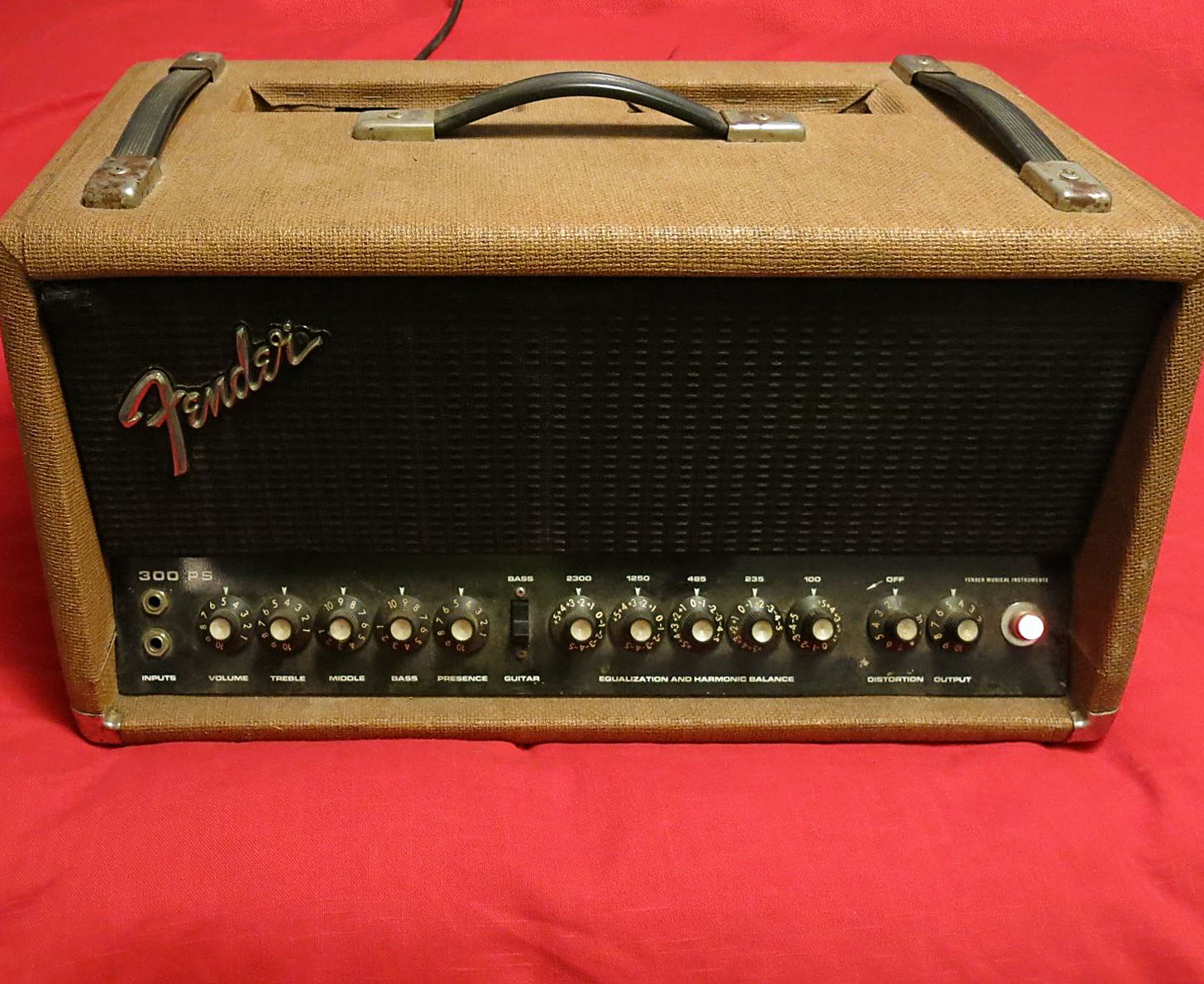 Fender 300 Ps Amp Archives